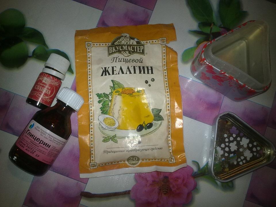 ароматическое масло своими руками