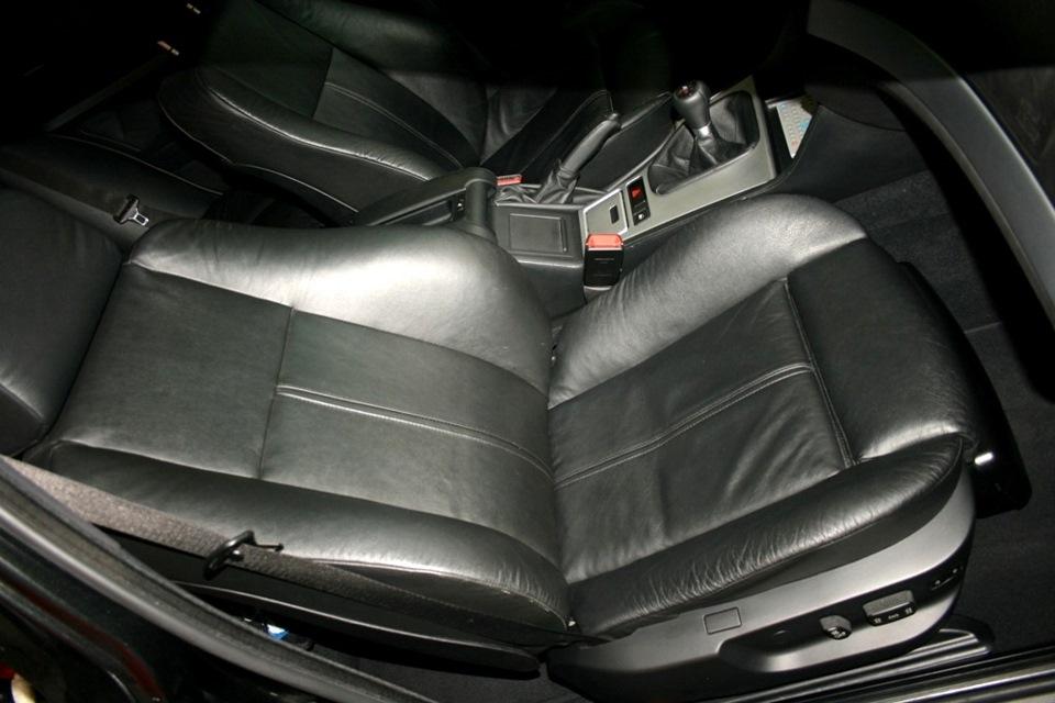 Как разложить сидения на бмв е60