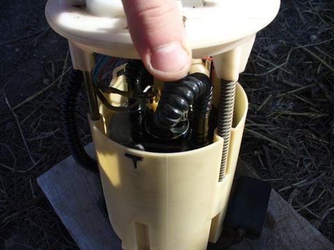 Ремонт топливного фильтра тойота авенсис 2.0 своими руками