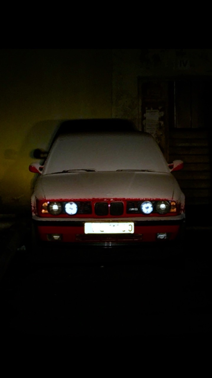 Happy New Year Bmw M5 3 6 Liter 1992 Year On Drive2