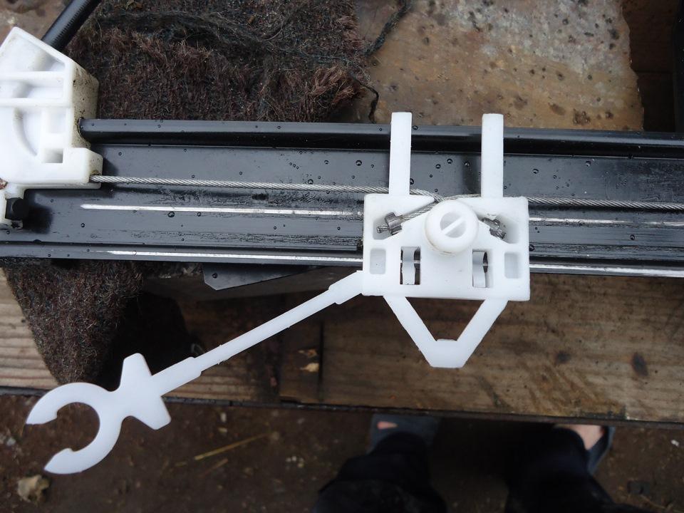 ремонт стеклоподъемника фиат добло