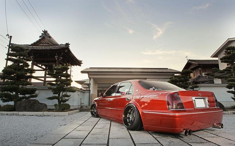 красивые машины в японии фото знаем, как златан