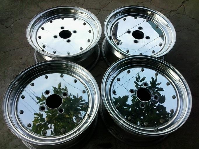диски на ваз 2107 на фото