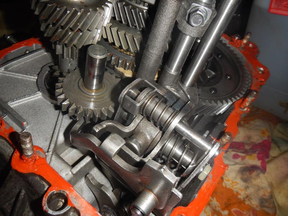 d66ac3as 960 - Ремонт кпп на ваз 2109- устройство и ремонт, снятие и установка