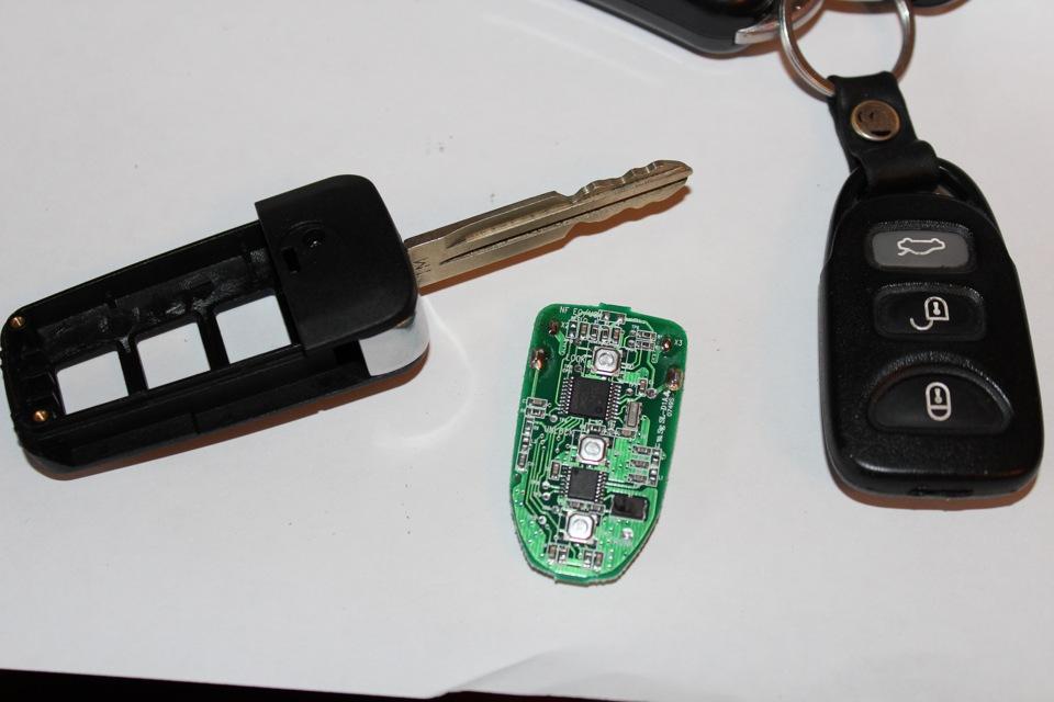 Как сделать ключ для автомобиля