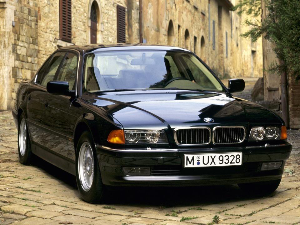 bmw 740 1994 г.