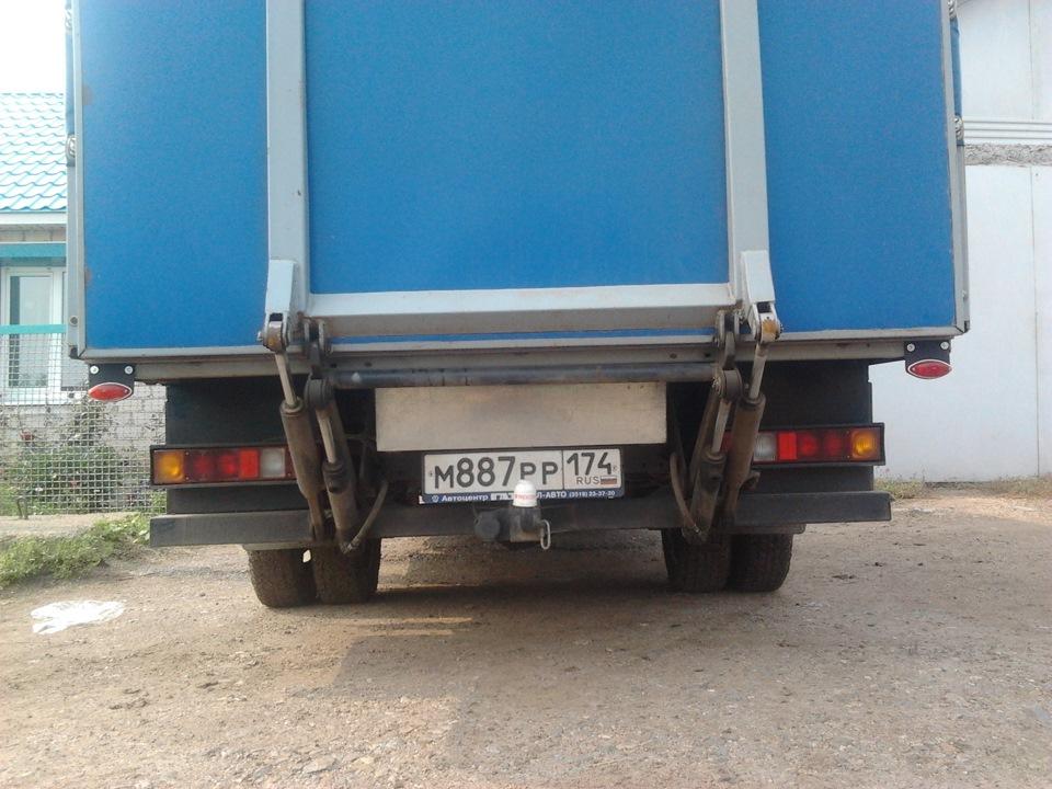 габариты - бортжурнал ГАЗ Газель с гидробортом диз турбо DRIVE2