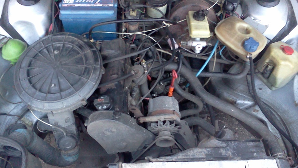 карбюратор фольксваген пассат б2 1.8 бензин изображение