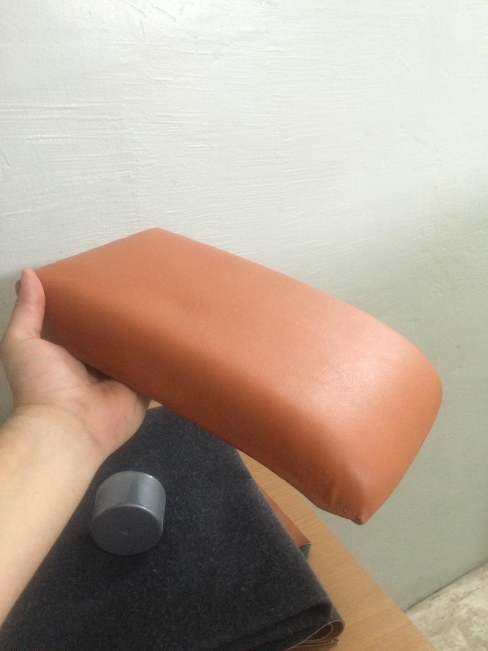 Как переделать подлокотник своими руками