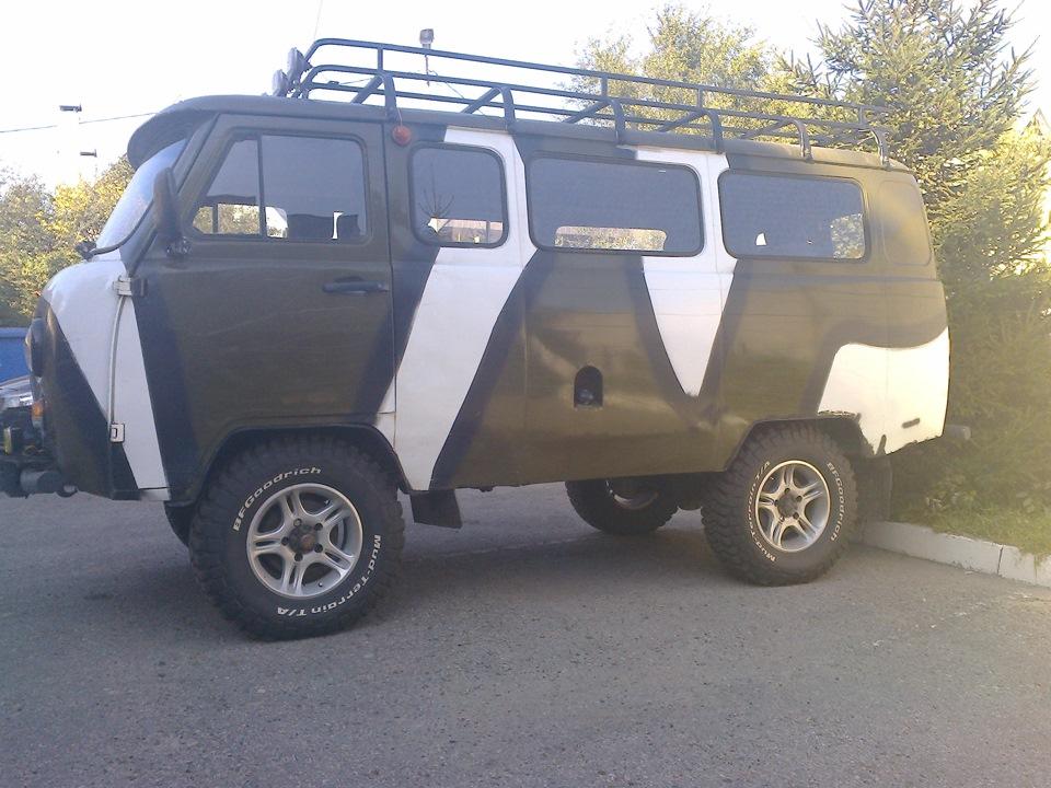 Экспедиционный алюминиевый багажник на крышу автомобиля