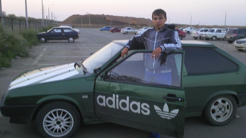 адидас машины