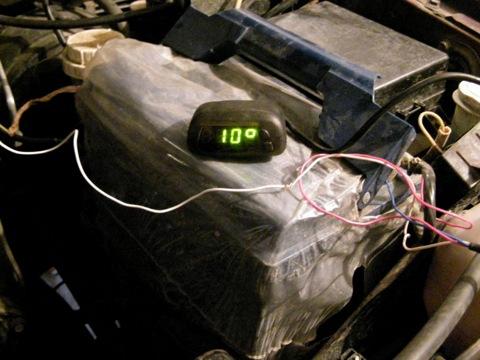 Электронный тахометр ТХ-517.