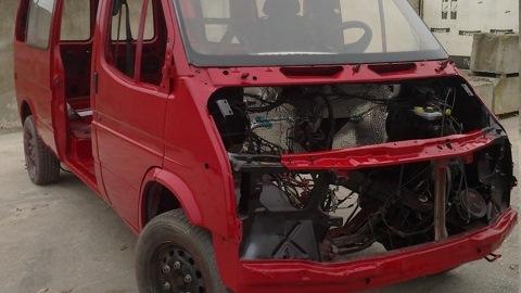 Ремонт форд транзит кузов