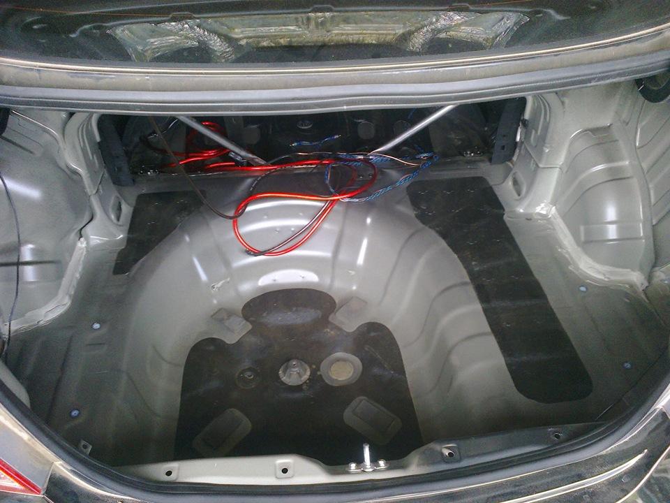 Шумка - бортжурнал Hyundai Solaris ЧЁРНЫЙ 2011 года на DRIVE2