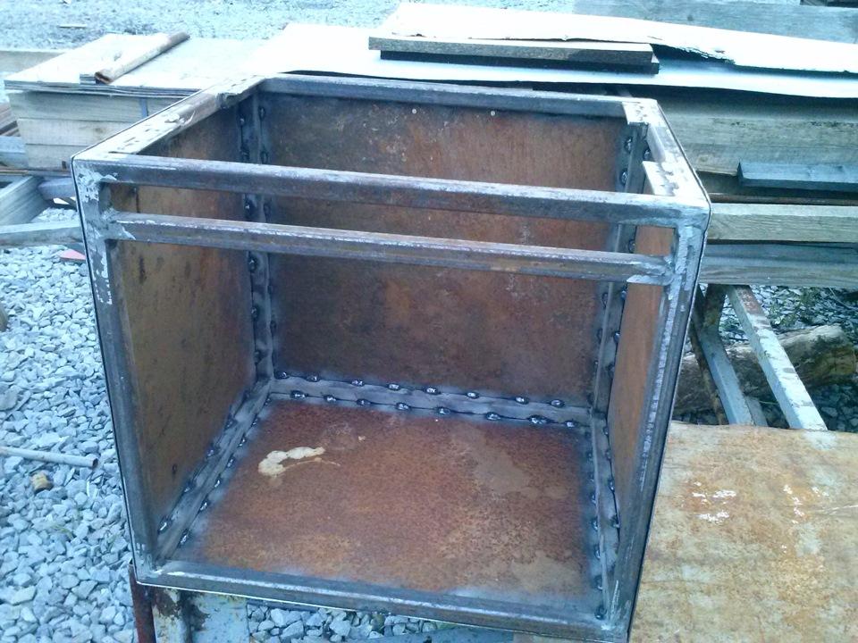 Ящик для инструментов своими руками в газель