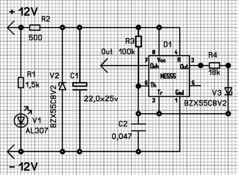 Схема АЗ-1