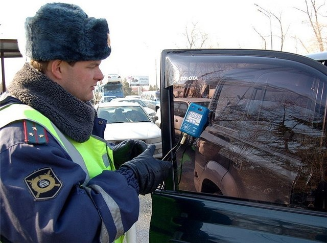Как грамотно избежать наказания за тонировку — DRIVE2