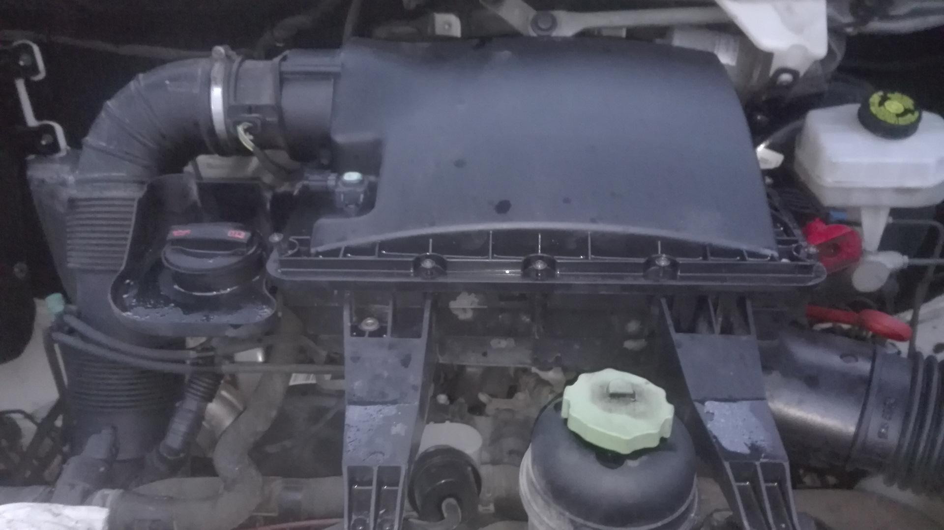 топливный фильтр на фольксваген крафтер дизель фото