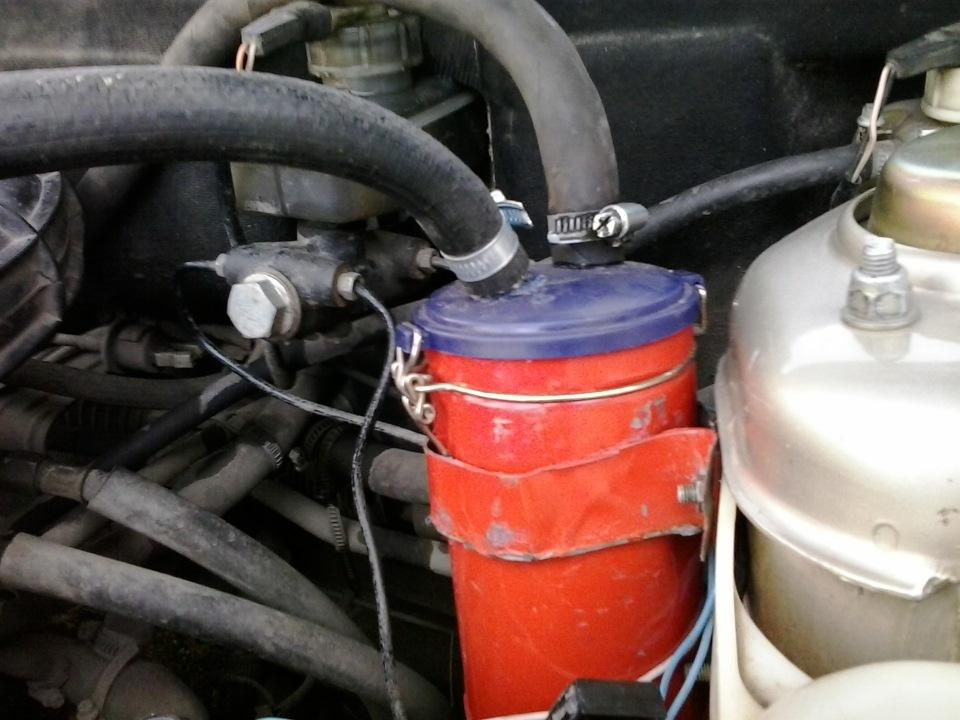 Фото №11 - масло в гофре воздушного фильтра ВАЗ 2110