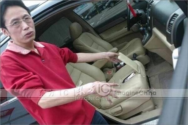 Приспичило в машине порно 3
