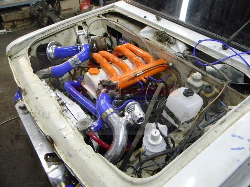 Тюнинг ваз двигателя своими руками 2106