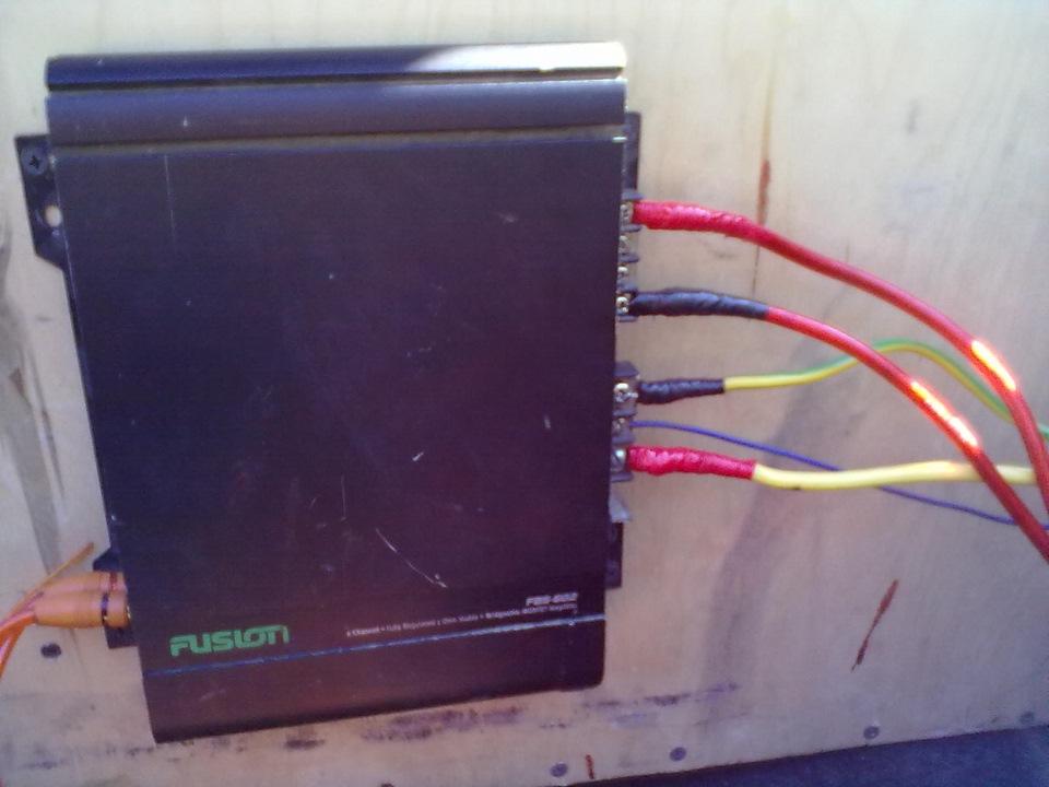 Инструкция Для Усилителя Fusion