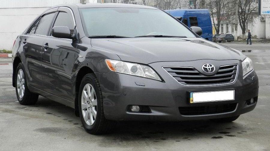 Toyota Camry, V40, 2008г, 2.4, 167 л.с.
