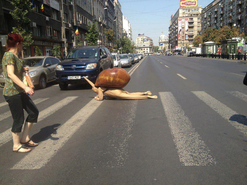 Смешные картинки пешехода