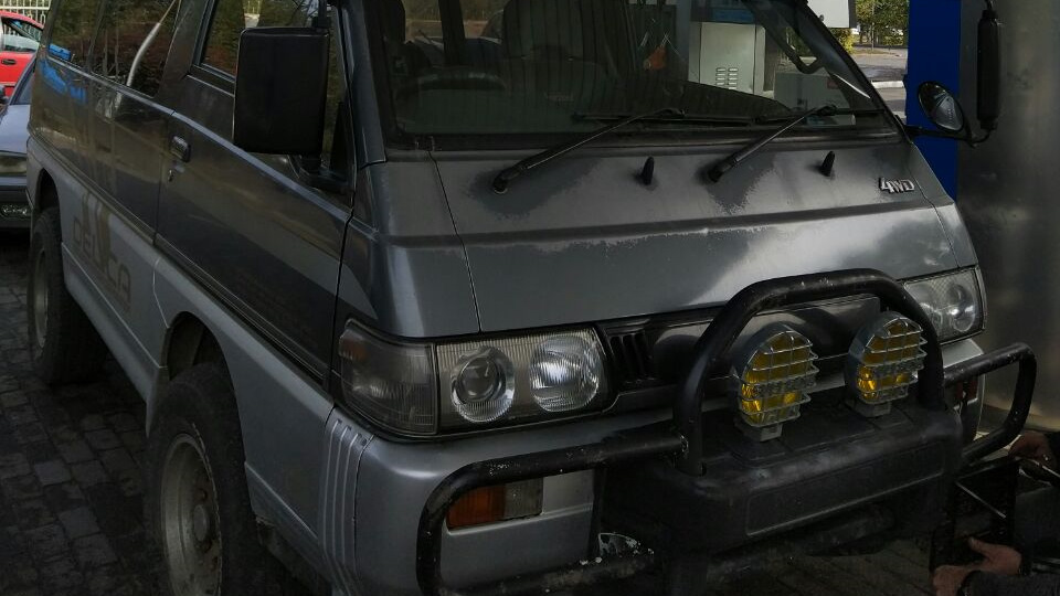 Mitsubishi Delica 2 5 дизель (4D56) | DRIVE2