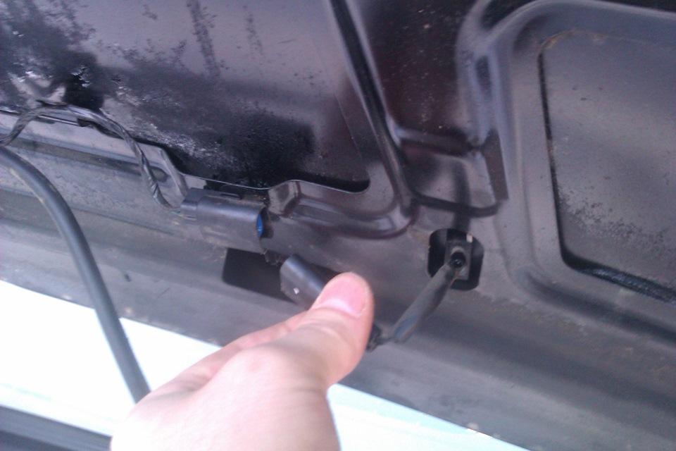 Замена форсунок омывателя лобового стекла - бортжурнал Ford Focus Hatchback Фокусник 2.0 2011 года на DRIVE2