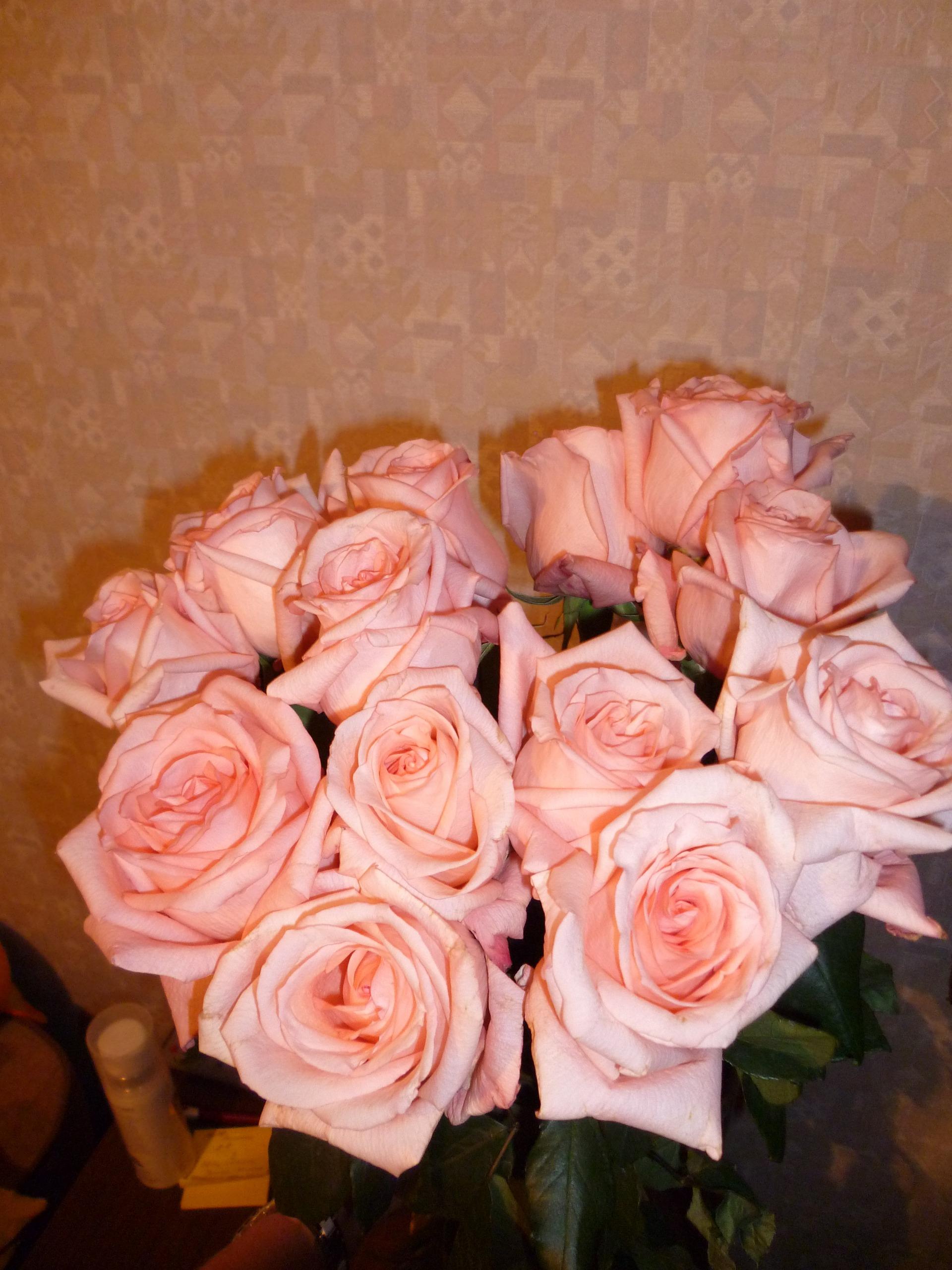 Букеты цветов реальные