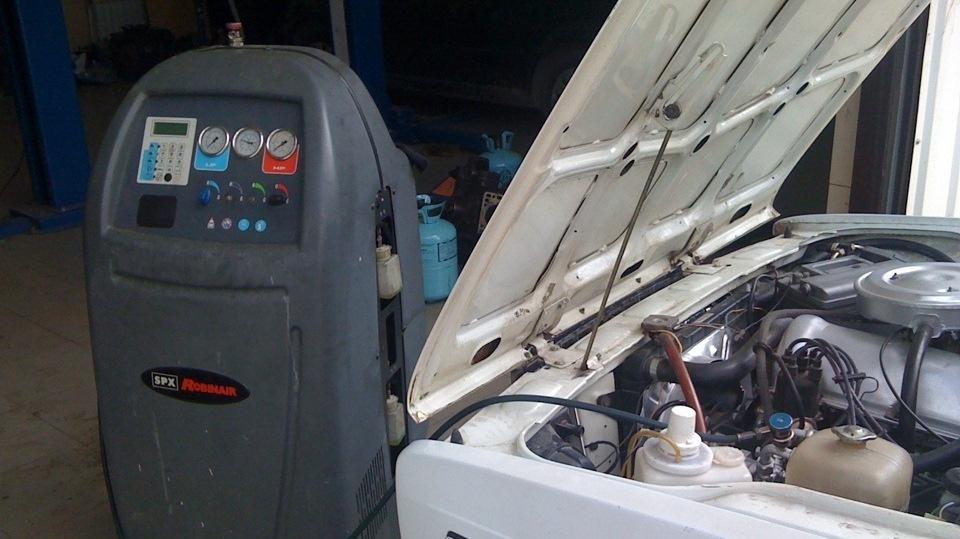 Установка кондиционера на ваз 2107 в краснодаре кондиционеры samsung aq09ewg отзывы