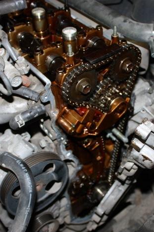 Сузуки гранд витара двигатель цепь