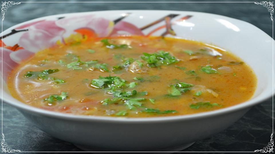 Как приготовить суп дал
