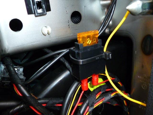Miraculous Diy Installing Oem Rear View Camera First Part Volkswagen Golf Wiring 101 Cranwise Assnl