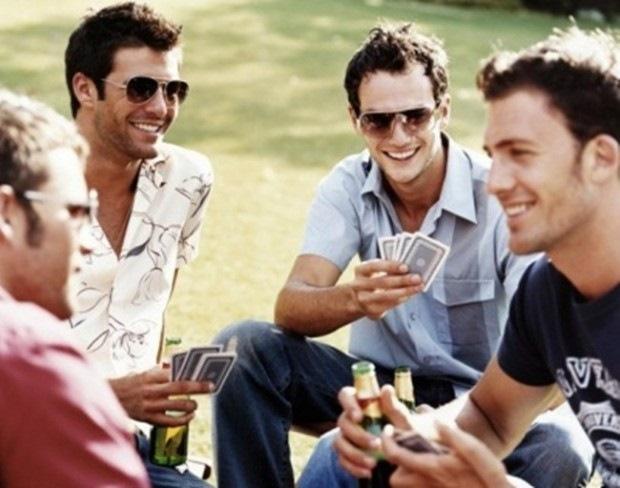 5 правил мужской дружбы — DRIVE2