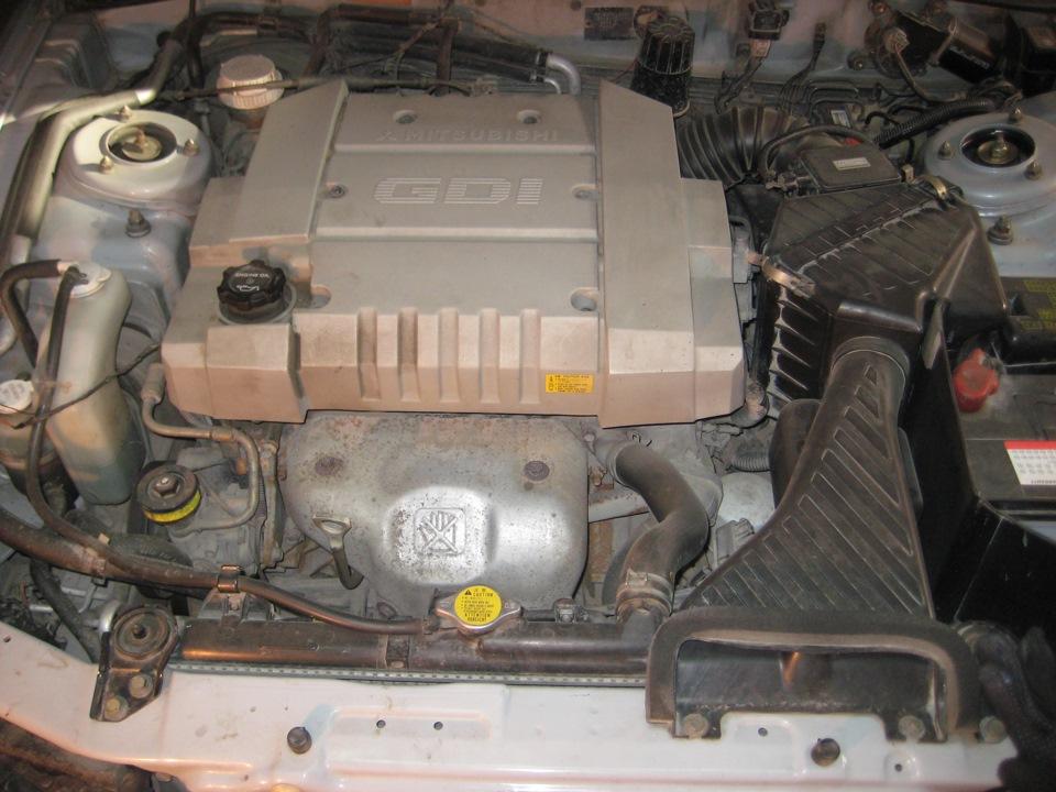 митсубиси галант 1995 2.0 v6 топливный фильтр