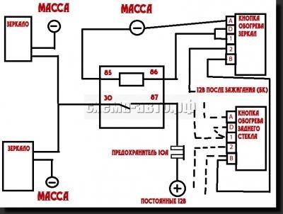 Рисунок 4 — Схема подключения