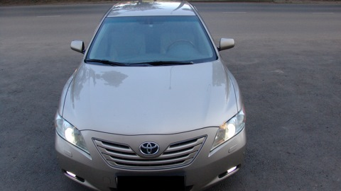 Toyota Camry 2GR-FE 3 5AT 277 p s  | DRIVE2