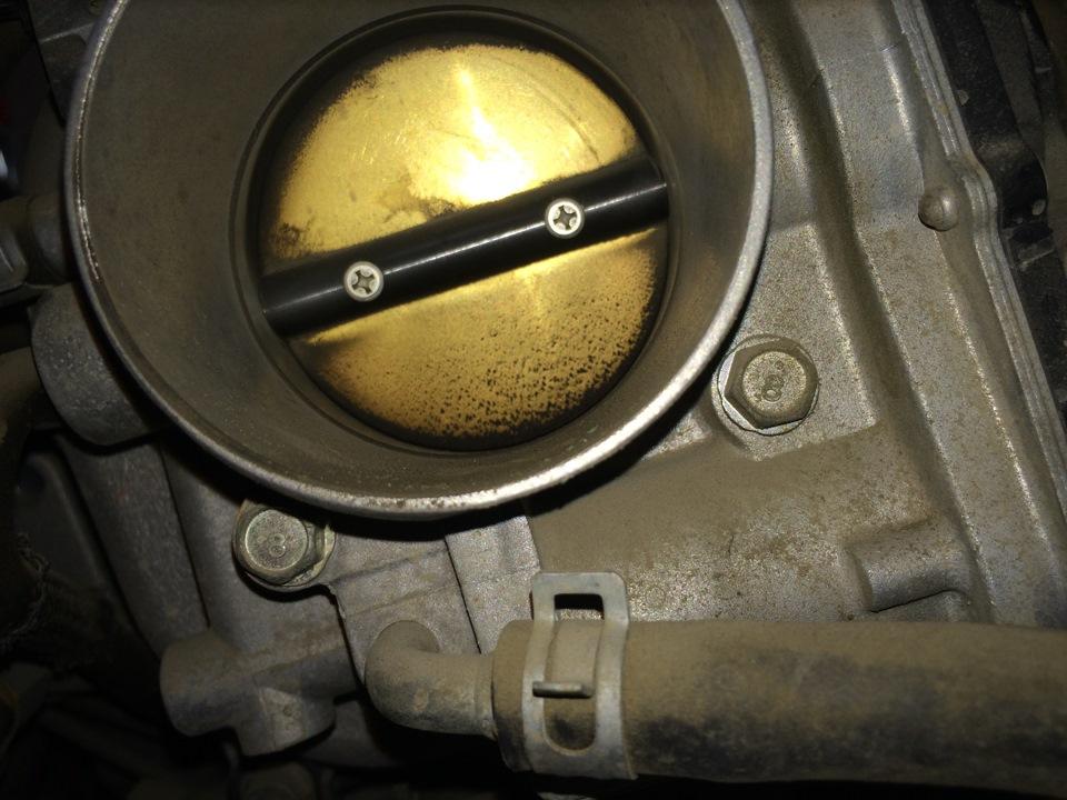 opel astra при резком нажатии газа