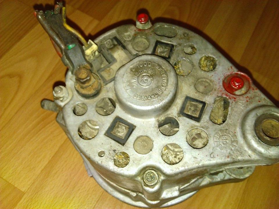 d8a9dbas 960 - Щетки для генератора ваз 2107
