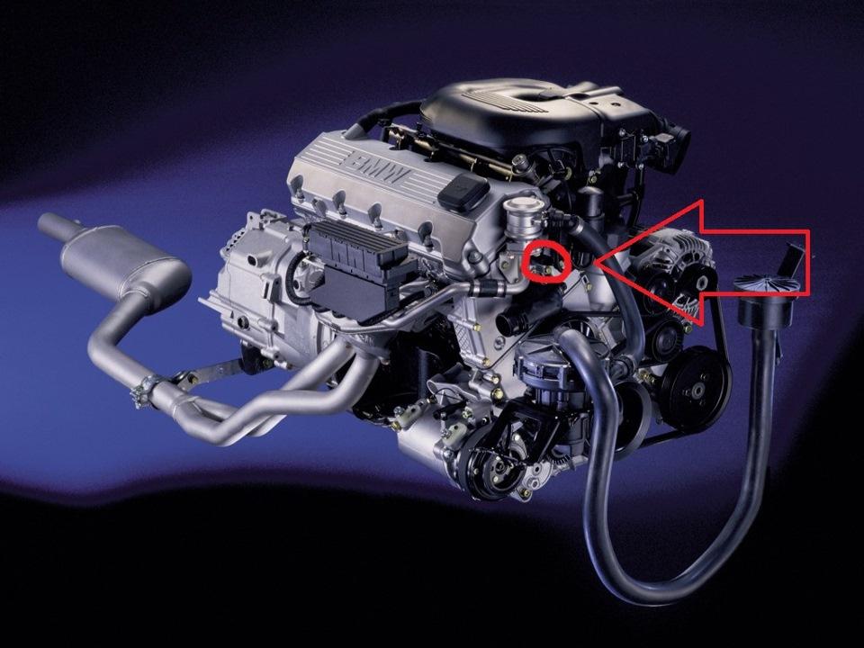 Определить тип двигателя можно также по конфигурации обмоток
