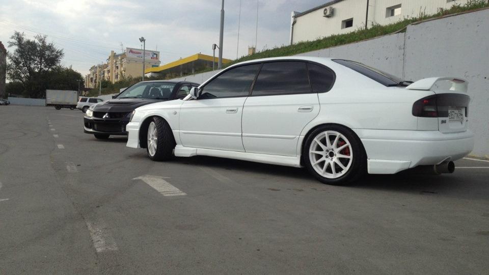 Subaru B4 Rsk Drive2