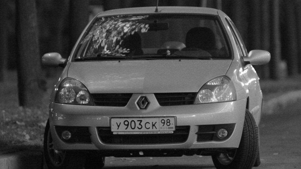 renault symbol 2008 гул в передних колесах
