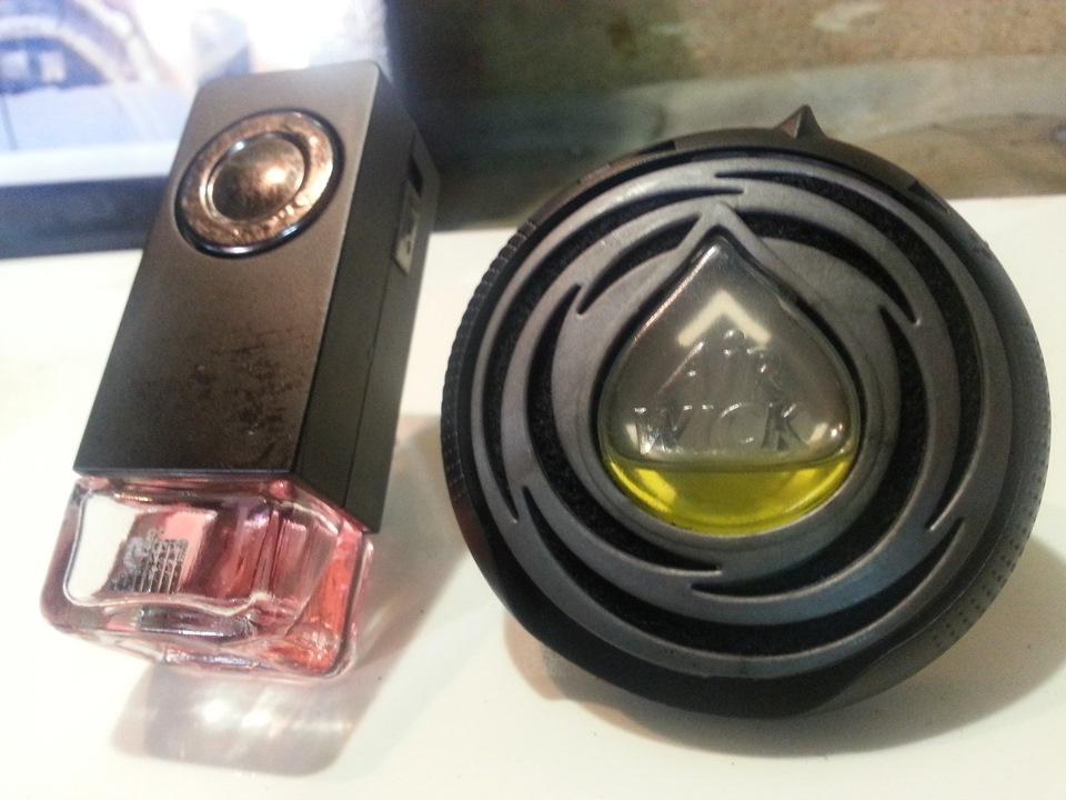 Эфирные масла для автомобильного ароматизатора