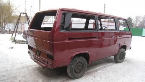 Volkswagen Transporter Volkswagen Transporter