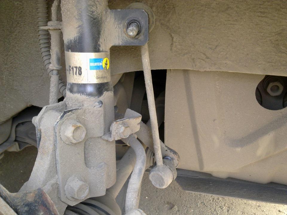 Замена пыльника привода наружного w164
