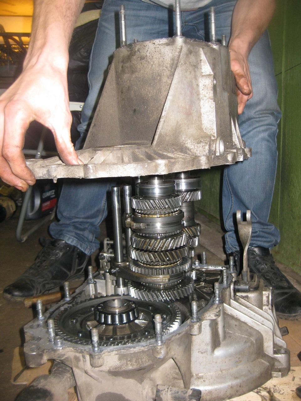 Кпп для ваз 2110 ремонт своими руками