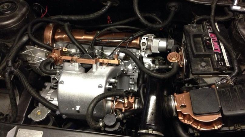 Peugeot 405 Non le standard