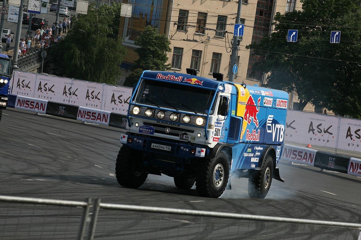 Как проходит moscow city racing